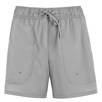 Eastern Mountain sport Womens River shorts dames elastische tailleband