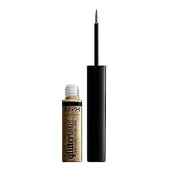 NYX PROF. MAKEUP Glitter Obiettivi Liquid Eyeliner-zodiac Queen