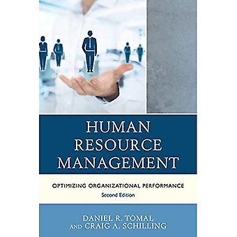 Human resourcemanagement: Optimaliseren van organisatorische prestaties (de Concordia Universiteit leiderschap-serie)