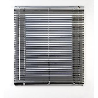 Storplanet Aluminum venetian blind silver (Accessories for windows , Blinds)