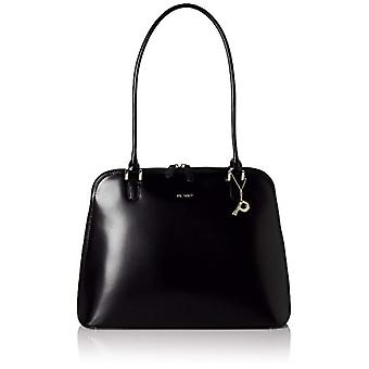 Picard Berlin Black Women's Hand Bag (Schwarz) 10x27x37 centimeters (B x H x T)
