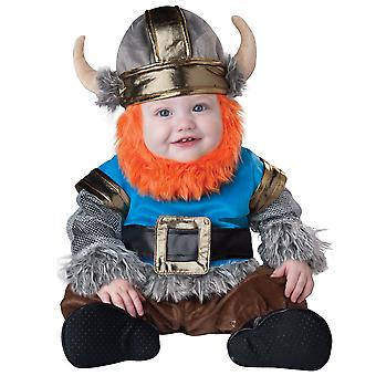 Lil' Viking Medieval Warrior Deluxe Toddler Boys Costume