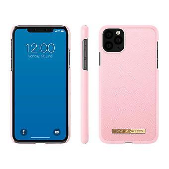 iDeal Da Suécia iPhone 11 Pro Max Saffiano Shell-Pink