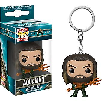 Aquaman Aquaman Pocket Pop! Keychain
