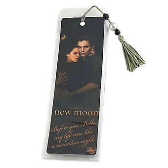 Twilight New Moon Bookmark Moonless Quote (Edward & Bella)