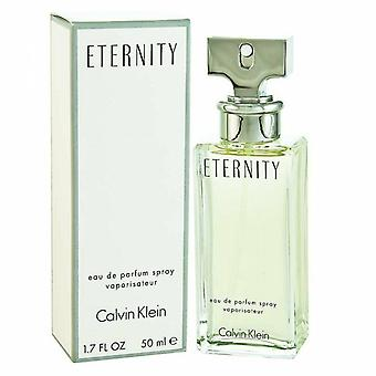 Calvin Klein Eternity 50ml Eau de Parfum Spray damer dame duft