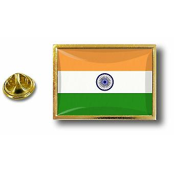 Pine PineS Badge Pin-apos;s Metal With Indian India Flag Butterfly Pinch