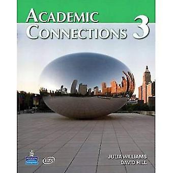 Akademiska anslutningar 3: och MyAcademicConnectionsLab: boka med kod