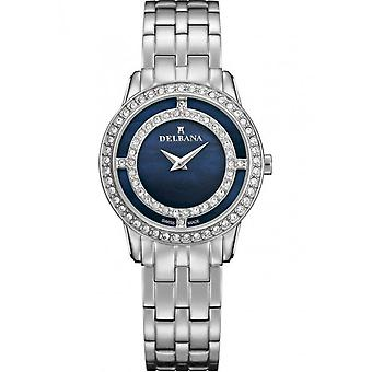 Delbana - Wristwatch - Ladies - Dress Collection - 41711.609.1.530 - Scala