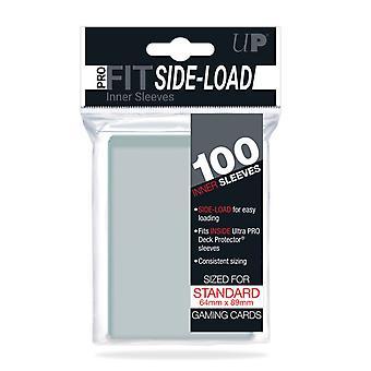 Ultra Pro PRO-Fit Standard Side Load Deck Sleeves 100-P 64x89mm