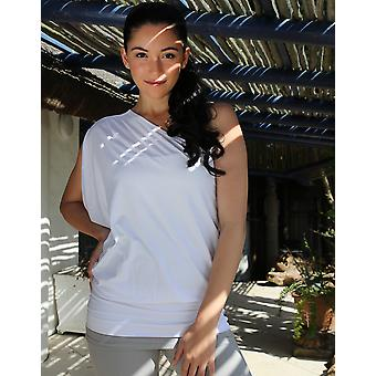 Grecian Women's Top With Wide Band