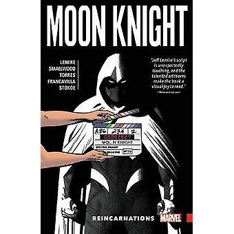Moon Knight Vol. 2 Reincarnations by Jeff Lemire