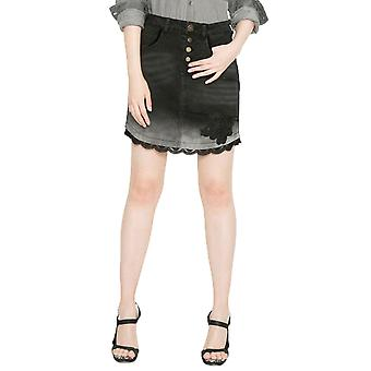 DESIGUAL γυναίκες ' s τζιν Blanche φούστα