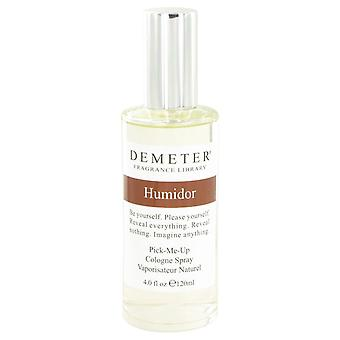 Demeter by Demeter Humidor Cologne Spray 4 oz / 120 ml (Women)