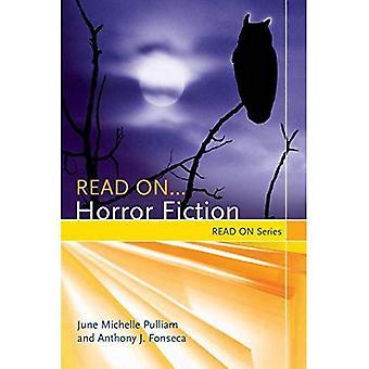 Lesen Sie weiter... Horror-Fiction