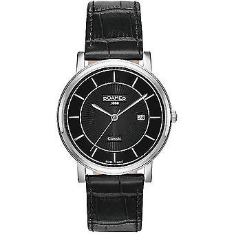 Roamer mens watch of classic line gents 709856 41 57 07