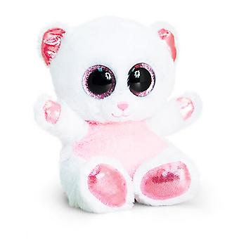 Keel Toys Animotsu Bear Soft Plush Toy
