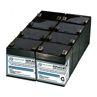 Replacement UPS Battery Compatible With APC SLA43-ER, RBC43, SLA43, SLA43-BTI