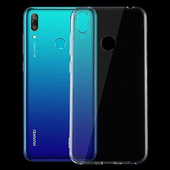 iCoverCase | Huawei Y7 2019 | Transparent Skal