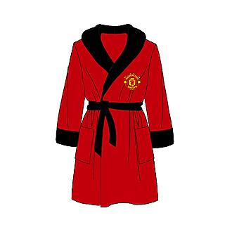 Manchester United FC Mens Bath Robe