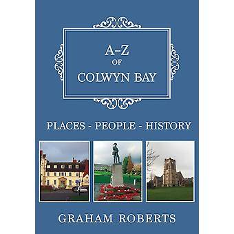 AZ of Colwyn Bay by Roberts & Graham