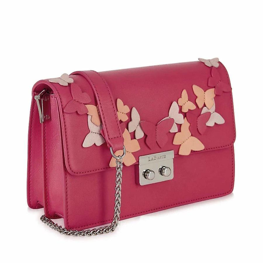 Vanessa Red Vegan w torbie na ciało