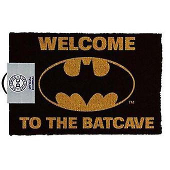 Dc comics - batman welcome to the batcave doormat