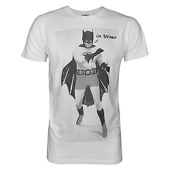 Junk Food Batman I'm Batman Men't-Shirt