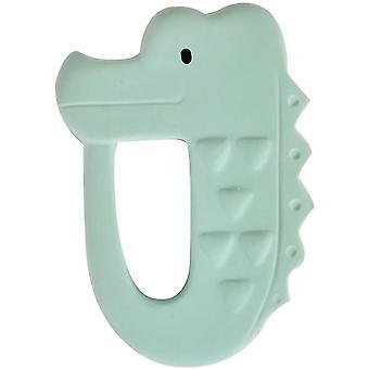 Tikiri anneau crocodile menthe verte