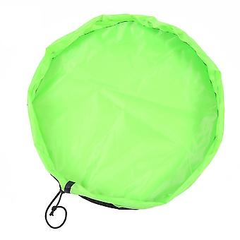Play mat / Storage bag for toys - Green