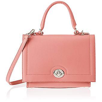 Chicca Bags 8645 Women's shoulder bag Rosa 30x22x10 cm (W x H x L)
