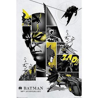 Batman, Maxi Poster - 80th Anniversary