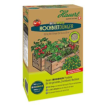 HAUERT Biorga High Bed Fertilizer, 800 g