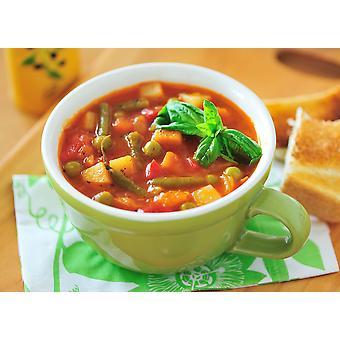 Base di zuppa di verdure - No Added Salt -( 25lb )