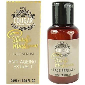 Cougar shiitake sjampinjong Face serum 30ml