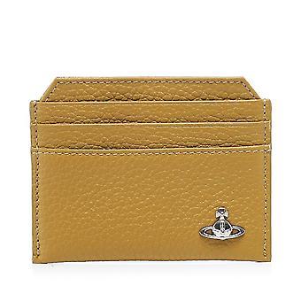 Vivienne Westwood Man Leather Slim Milano Card Holder