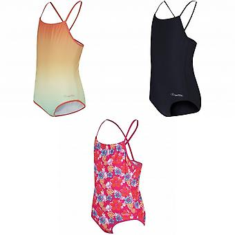 Regatta Great Outdoors Childrens Girls Takisha Swimming Costume