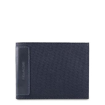 Piquadro Original Men All Year Wallet - Blue Color 55617