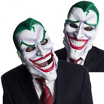 Joker Mask With Moving Eyebrows and Mouth