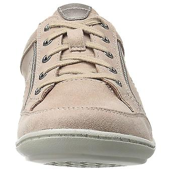 Aravon Womens Bromly Fabric Low Top Lace Up Fashion Sneakers