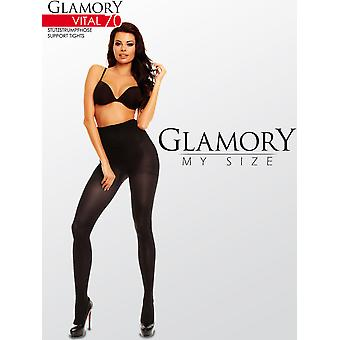 Glamory Vital Support 70 Tights Up to 4XL