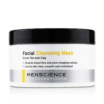 Facial cleaning mask green tea and clay 122261 90g/3oz