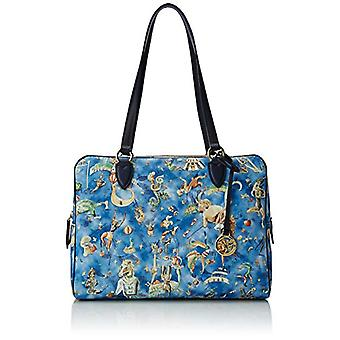 Piero Drives Satchel Women's Handbag (Blue Night) 335x265x135 cm (W x H x L)