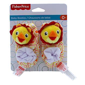 Botines Fisher-Price, Leones
