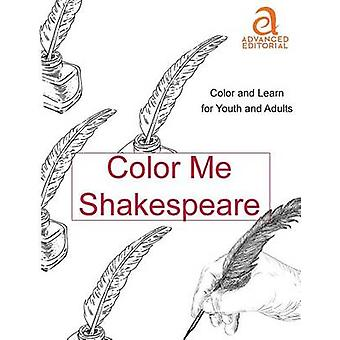 Color Me Shakespeare by Ledbetter & Donna