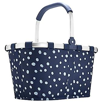 Reisenthel carrybag Hand luggage 48 centimeters 22 Blue (Spots Navy)