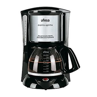 Drip Coffee Machine UFESA CG7232 Avantis 70 800W Black Grey Inox