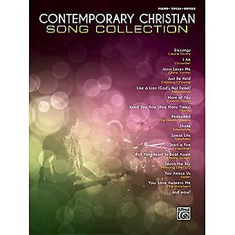 The Contemporary Christian Song Collection: Piano/Vocal/Guitar