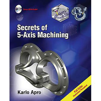 Secrets of 5-axis Machining by Karlo Apro - 9780831133757 Book
