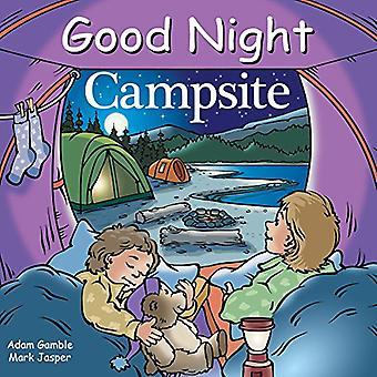 Good Night Campsite by Adam Gamble - 9781602195141 Book